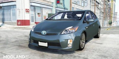 Toyota Prius (XW30) 2009 [0.12.0], 1 photo